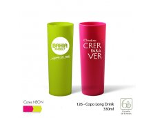 Copo Long Drink Neon IN126A