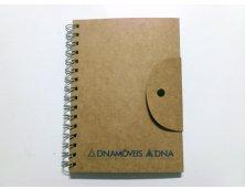 Bloco de anotação c/ caneta Personalizado IN2012