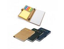 Caderno Cartão com Post It