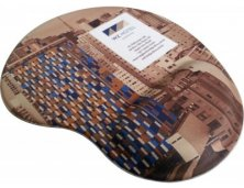 Mouse Pad Ergonomico Personalizado IN1811