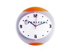 Relógio Oval Plástico Personalizado IN05