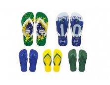 Sandalias Havaianas Copa Do Mundo 2014 Personalizada IN019